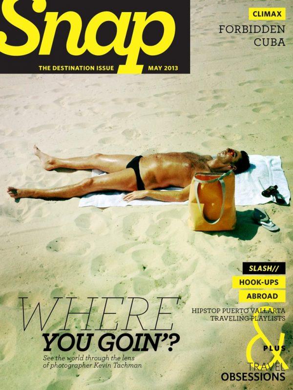 Snap magazine květen 2013