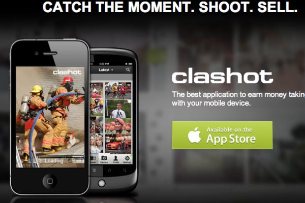 Clashot app nove foto