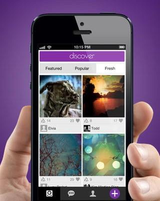 Moxie app foto hlavni nahled