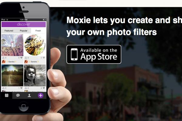 Moxie app upoutavka