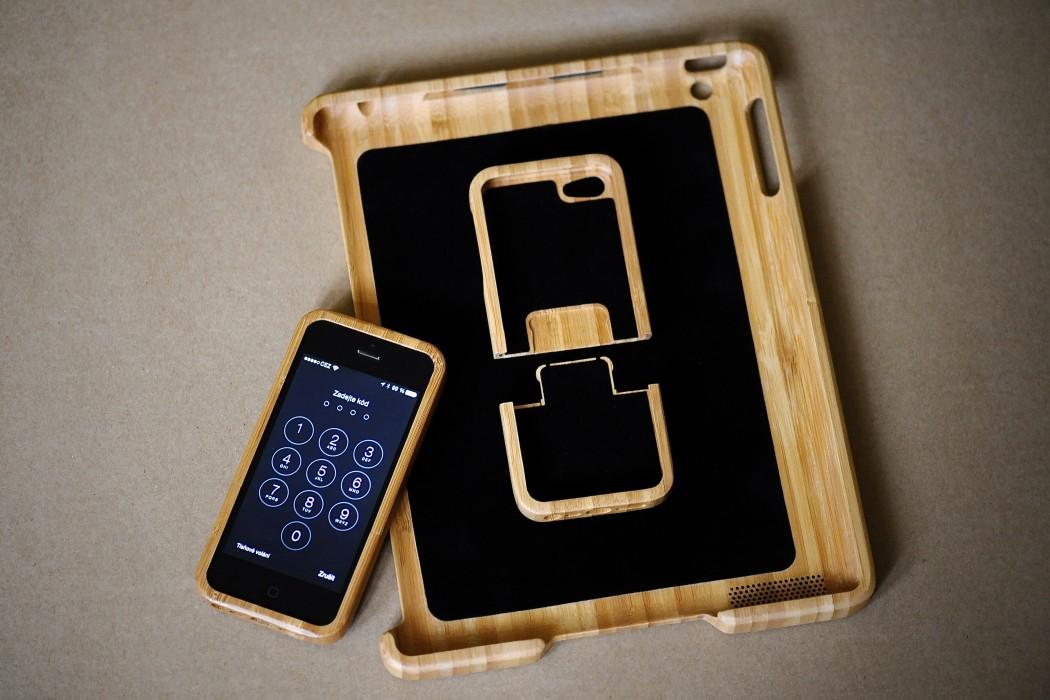 Thorncase je stylový nejen jako obal pro iPhone, ale také iPad...