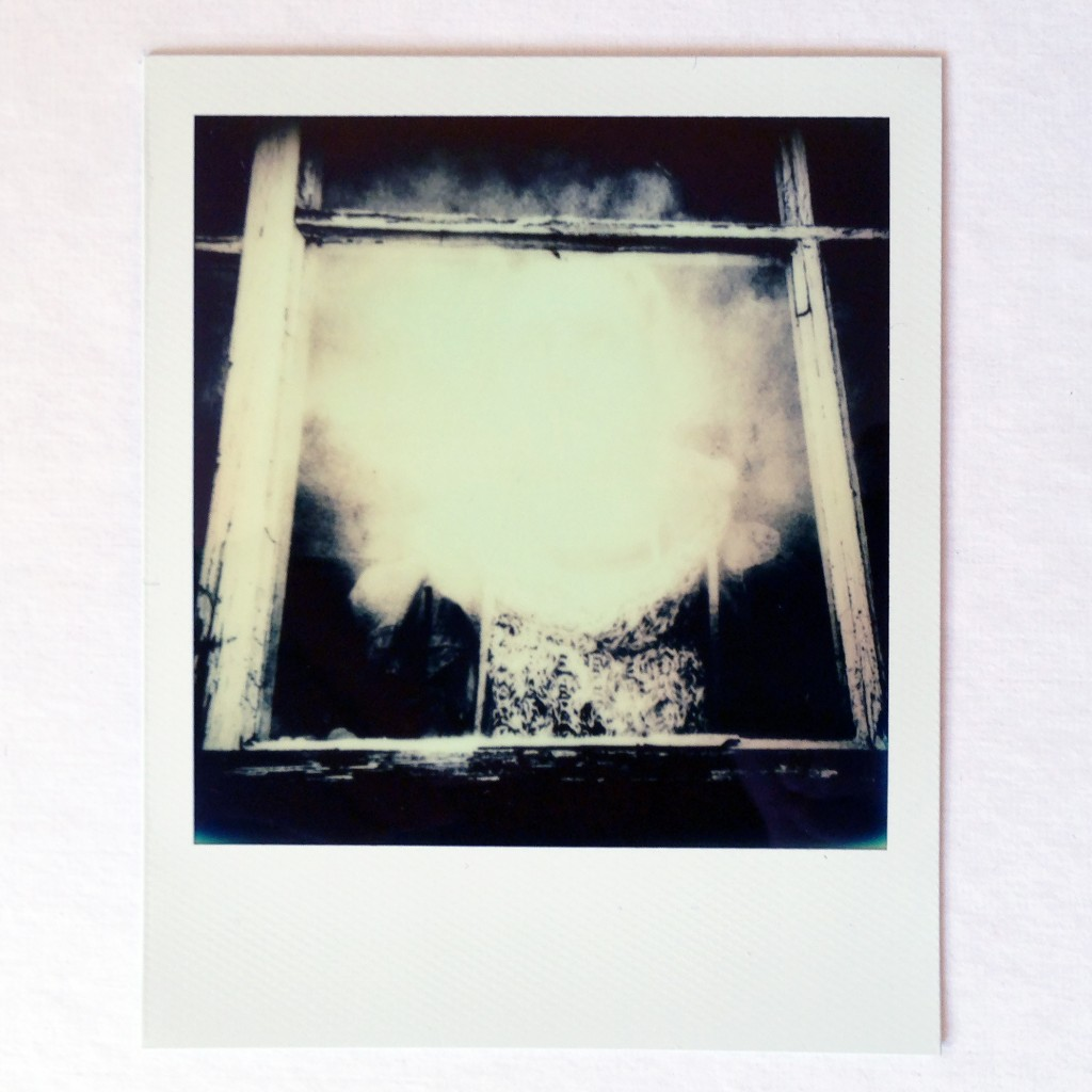 Instant Lab Klus Polaroid test