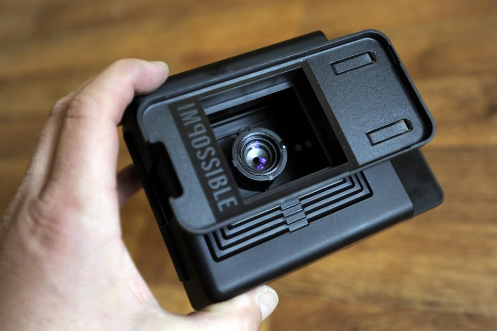Instant Lab detail kamera foto