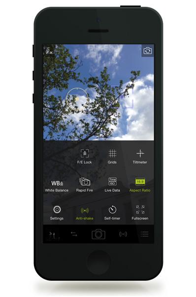 ProCamera app promo foto 3