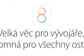 iOS 8 – co přináší nejnovější jablečný systém po fotografické stránce?