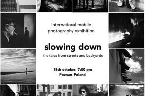 Fotoreportáž z mezinárodní výstavy mobilní fotografie v Polsku