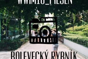 Instameet u Boleveckého rybníka #WWIM10_Pilsen