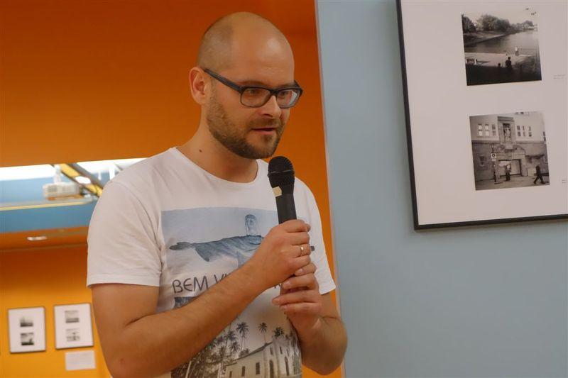 Adrian Werner, zástupce Igers Gdańsk, foto od W. Nielipiński