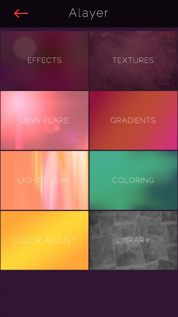 Alayer app screenshot 4