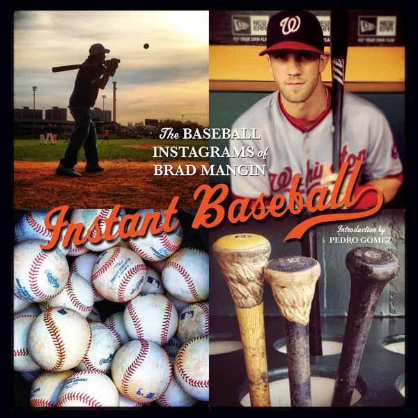 Instant Baseball kniha cover