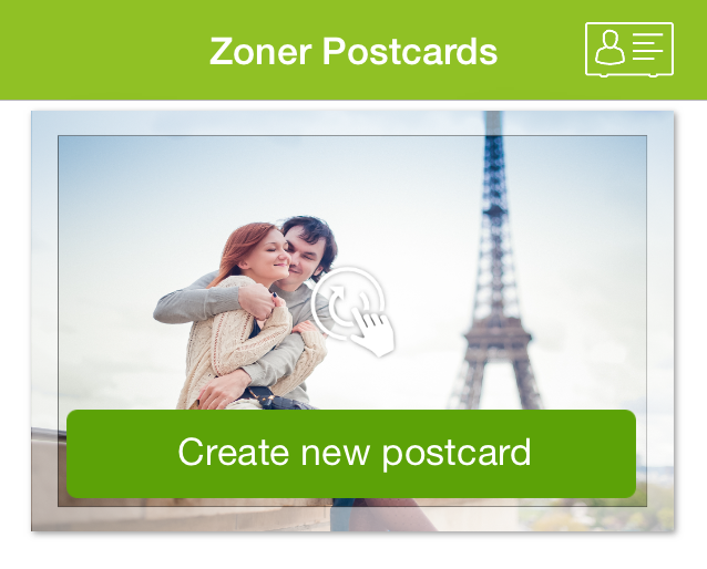 Zoner Postcards iOS 01 - nova 2