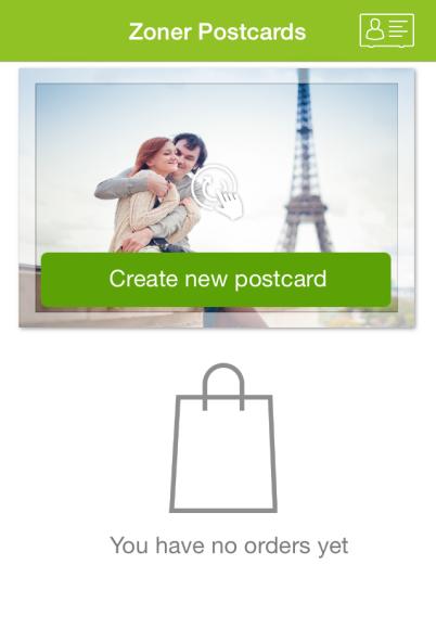 Zoner Postcards iOS 01 - nova