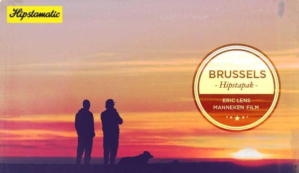 Brussels HipstaPak