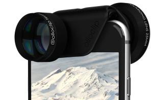 Olloclip Telephoto + CPL Lens – optický zoom a živější barvy snímku během jediné sekundy