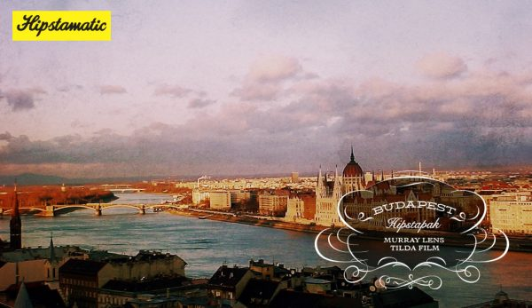Hipstamatic představil nový fotografický balík Budapest HipstaPak