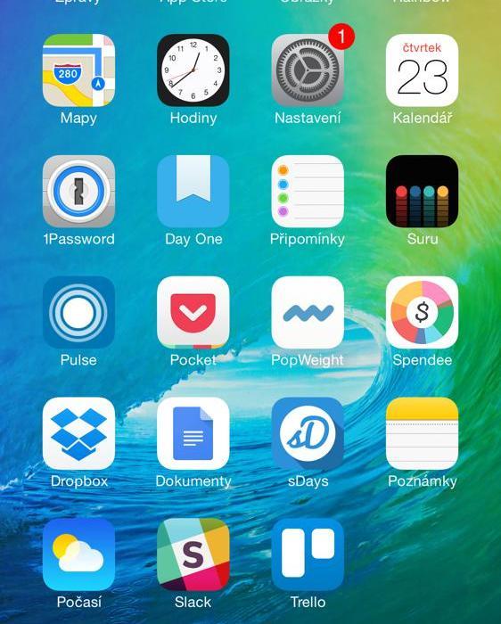 iOS 9 5