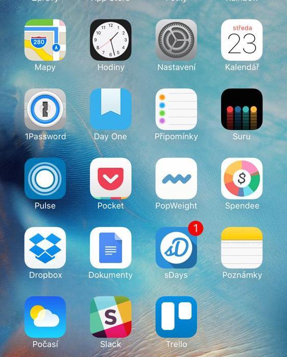 iOS 9 6