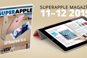 Prolistujte si nový SuperApple Magazín 6/2015