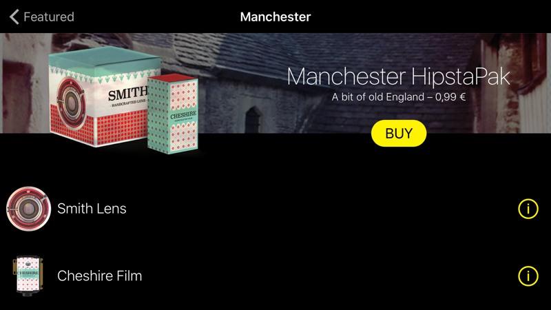 Manchester HipstaPak 1