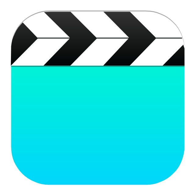 pict--videos-app-icons-vector-stencils-library
