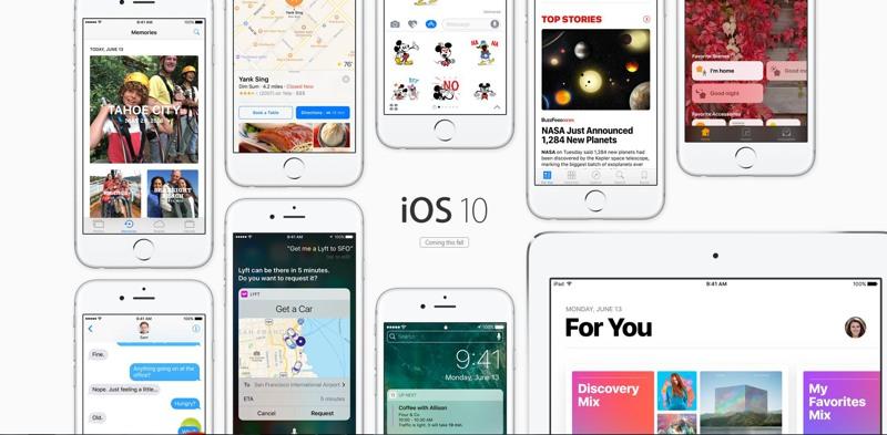 iOS 10 cover
