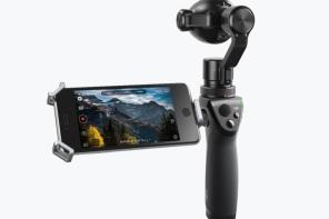 DJI uvádí ruční gimbal pro iPhone