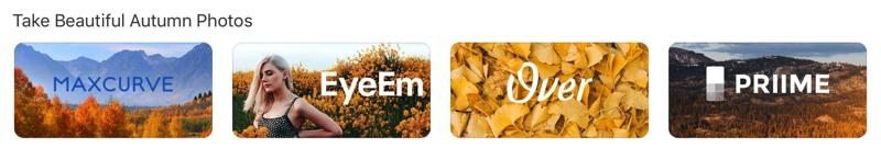 podzim app store