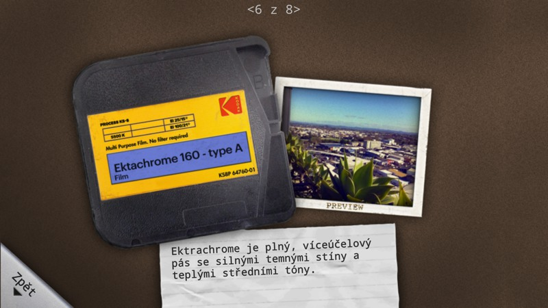 Kodak Ektra 19