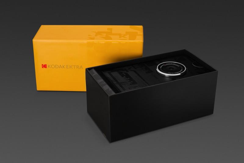 Kodak Ektra 4