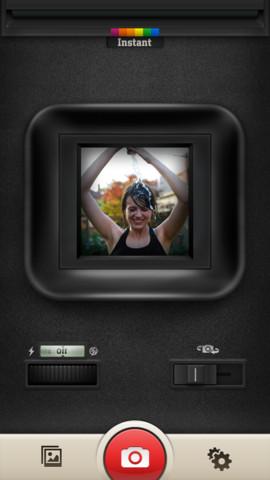 Instant app pro iPhone foto 2