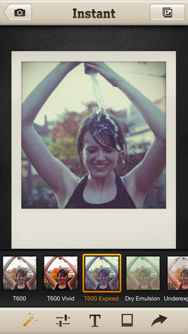 Instant app pro iPhone foto 3