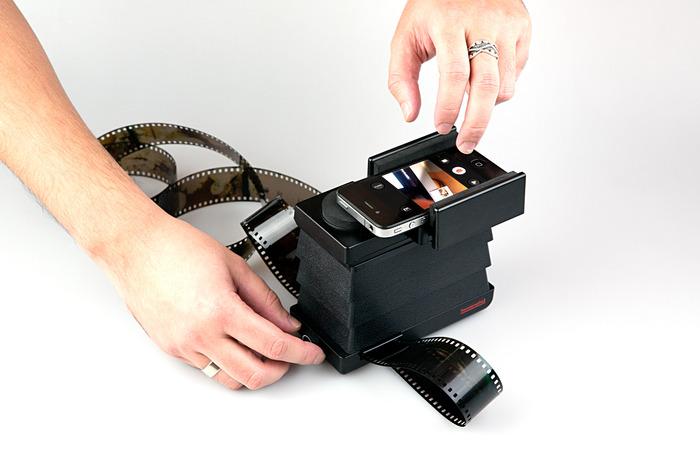 Lomography smartphone film scanner foto 1