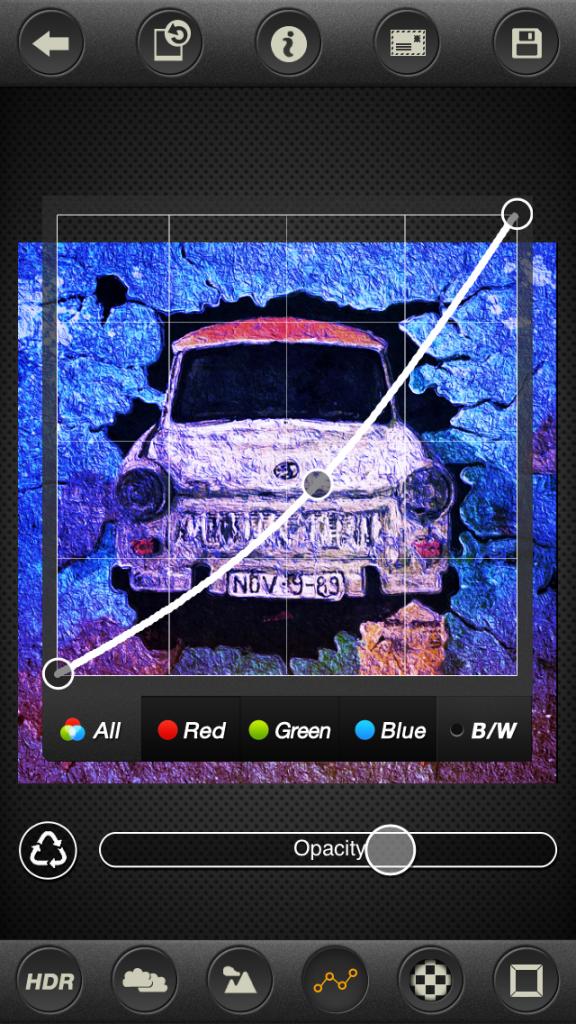 HDR FX Pro app foto 2