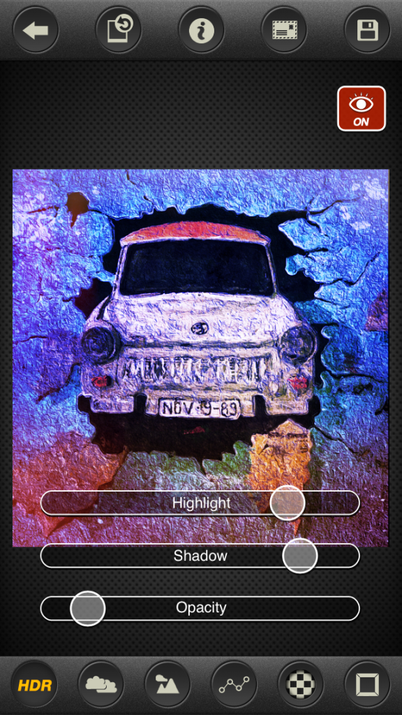 HDR FX Pro app foto 5
