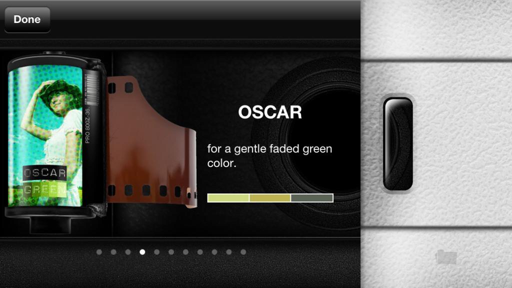 Storama app foto filter 2