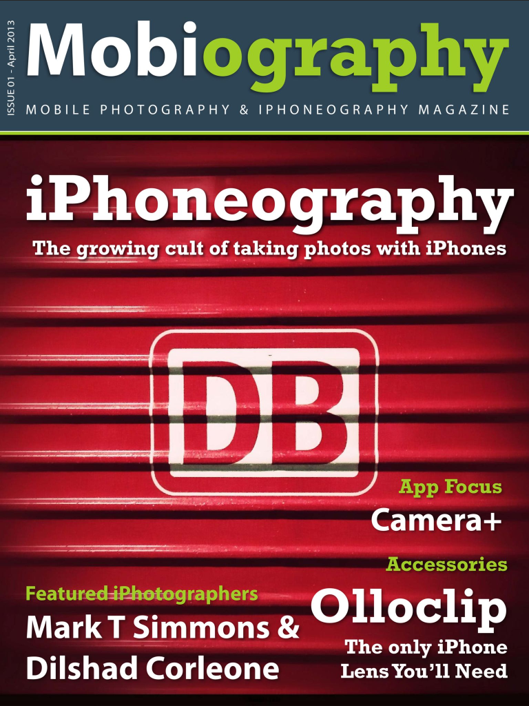 Mobiography magazín