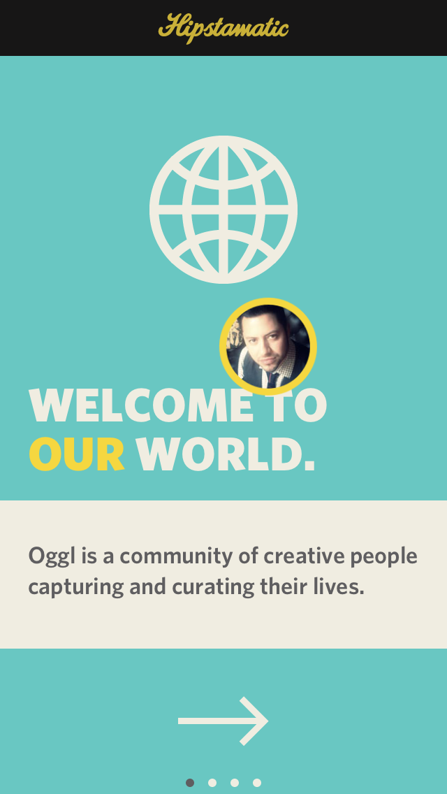 OGGL screen 1