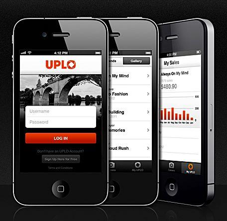 UPLO app foto