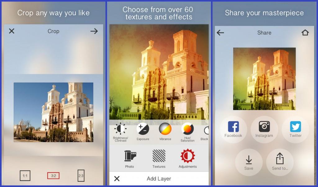 Pixology app hlavni foto