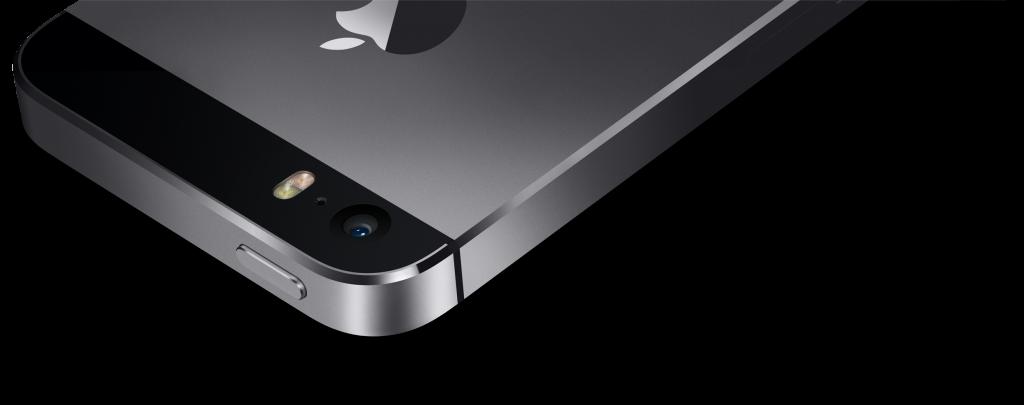 iPhone 5S promo foto