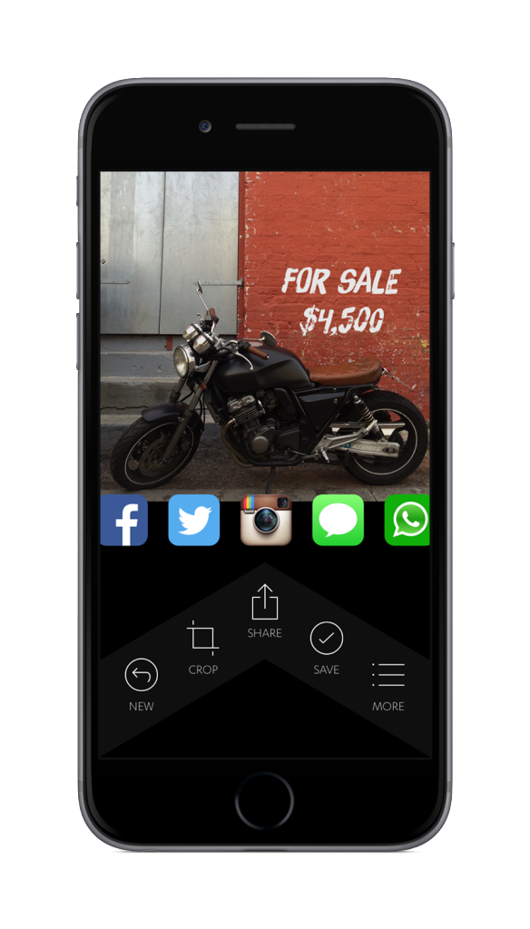 iPhone6.Motorcycle