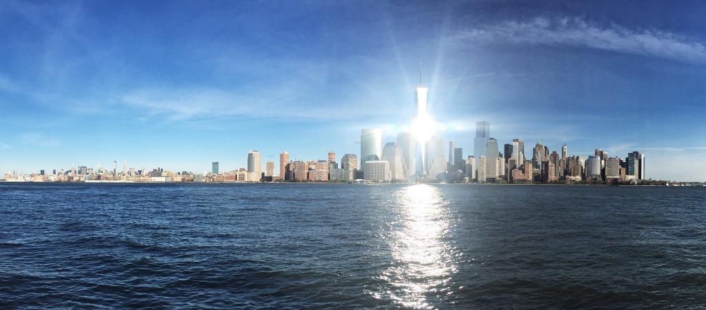 NY Panorama iPhone 6 5