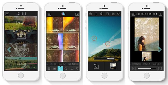 Faded app foto 1