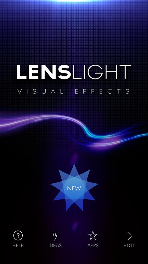 Lenslight nový