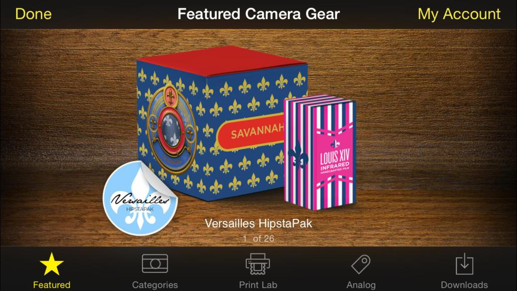 Versailles Hipstapak 1