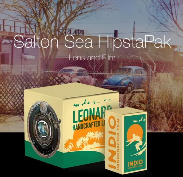 Hipstamatic Salton Sea info
