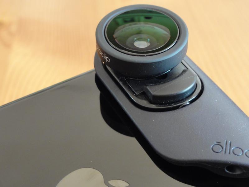 Active lens set