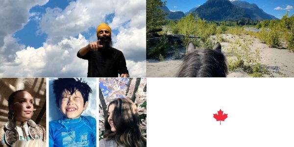 Shot on iPhone Kanada