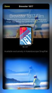 Kaleidoscope Snappak
