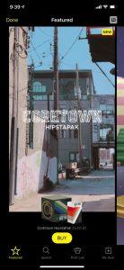 Corktown HipstaPak